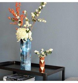 Happy Whatever Karte-Vase Dazzling Sky
