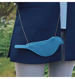 Keecie Tasche Tweet Bird Faded Blue