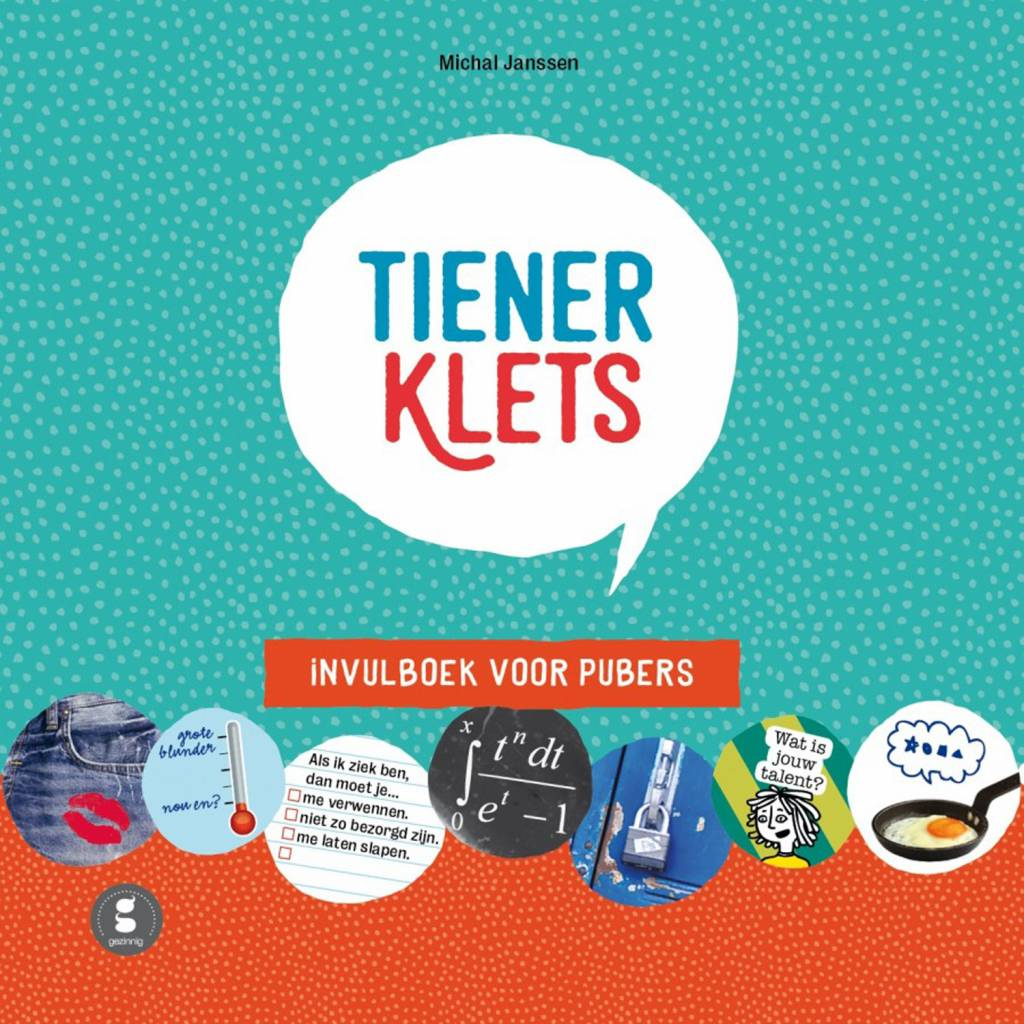 Tienerklets for Teenagers and Parents Dutch