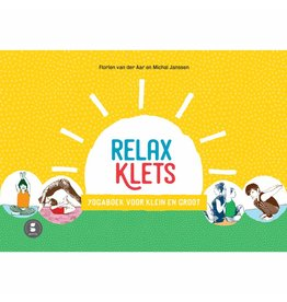 Gezinnig Relaxklets Relaxation book (NL)