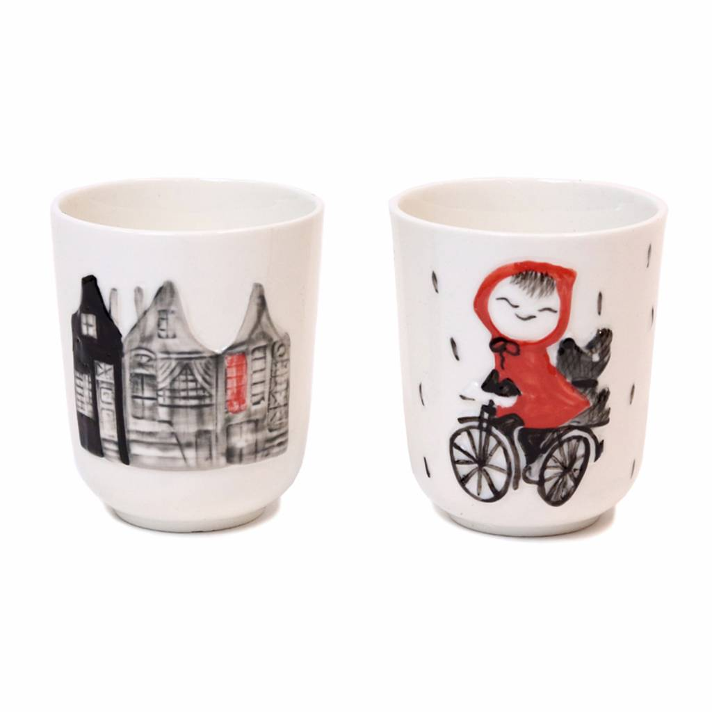 Fiep Westendorp Cups Set of 2