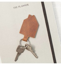 Keecie Key ring Good House Keeper Cognac