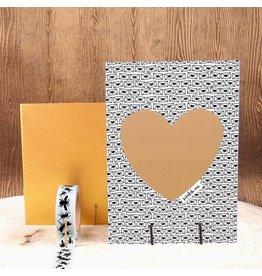 WowGoods Scratch card - Bonjour Mon Amour