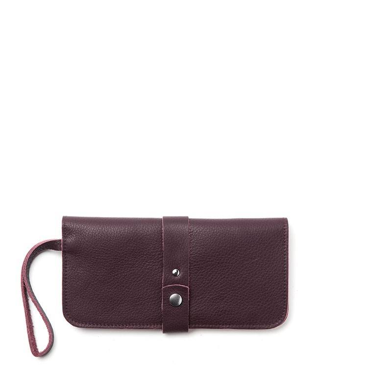 Clutch/Wallet Top Secret Aubergine