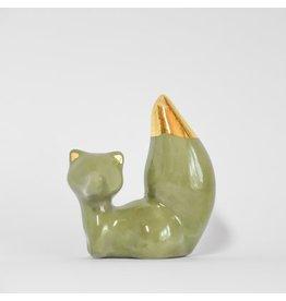 Atelier W. The Fox groen