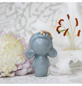 Atelier W. Doll mich auf blau