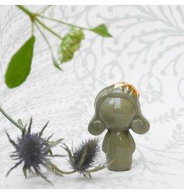 Atelier W. Doll me up groen