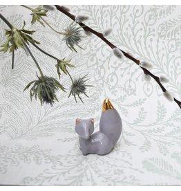 Atelier W. Der Fuchs flieder