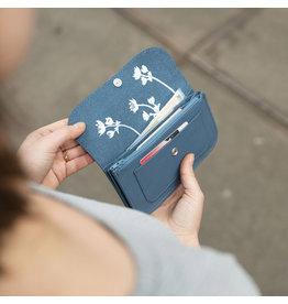 Keecie Portemonnaie Flash Forward Faded Blue