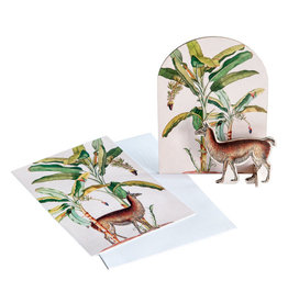 Studio ROOF Pop-out card Tropical Lama