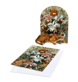 Studio ROOF Pop-out card Leopard