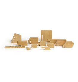 Ikonic Toys Houten dieren set/13