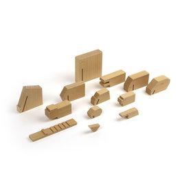 Ikonic Toys Wooden animal set/13
