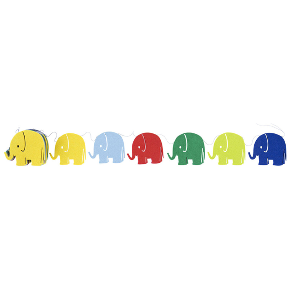 Garland Miffy  Elephant