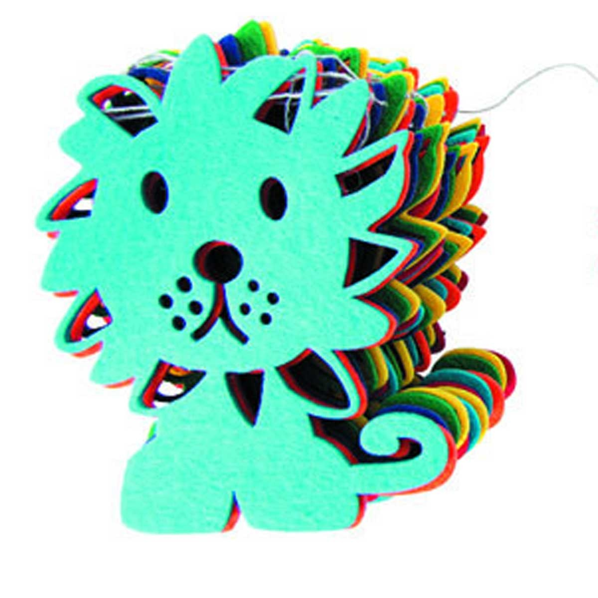 Garland Miffy Lion