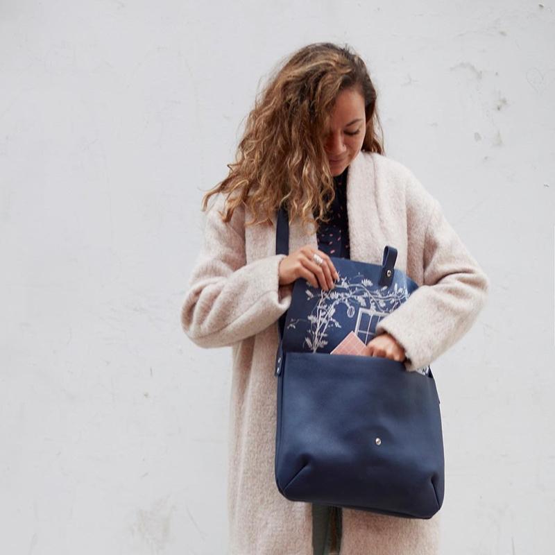 Bag Backyard Inkblue