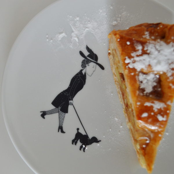 Ontbijtbord  Florentine