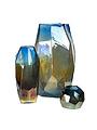 Vase Graphic Lustre medium