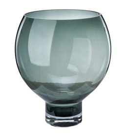 Pols Potten Vase Coupeball grey