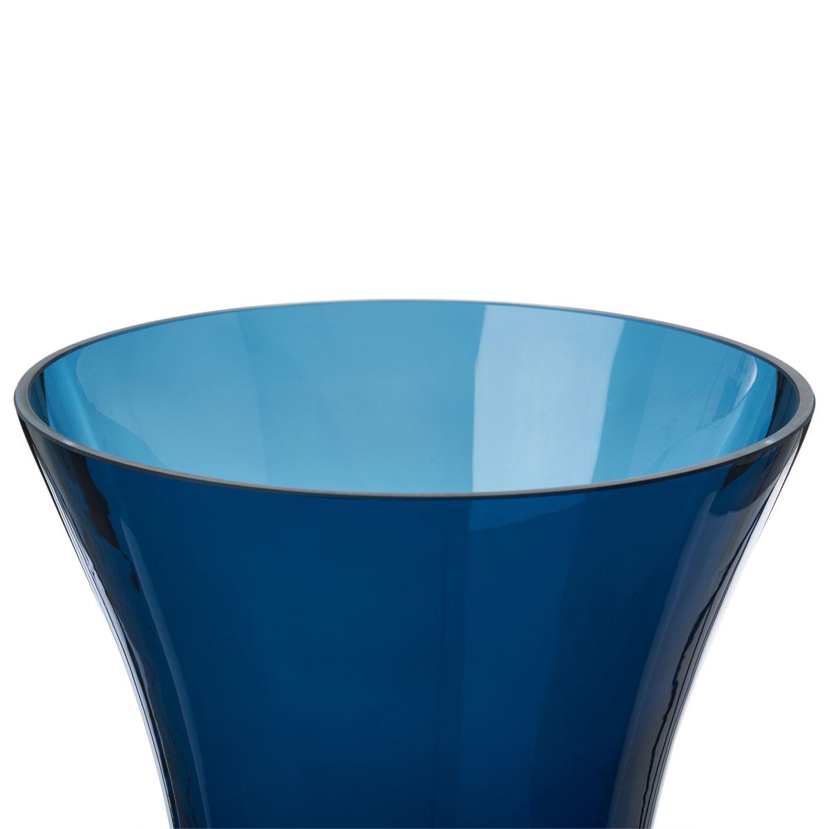 Vase Stretch blau
