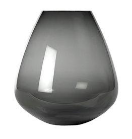 Pols Potten Vase Wiskey glass gray