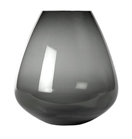 Pols Potten Vase Wiskey glass grey