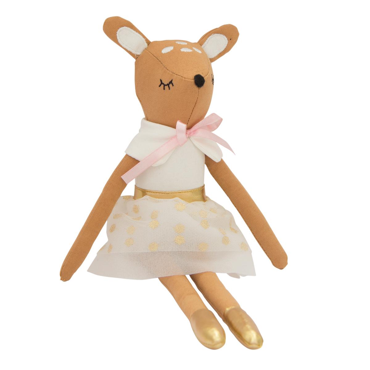 Cuddle Deer Girl