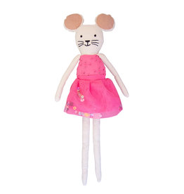 Global Affairs Mouse Lola Pink