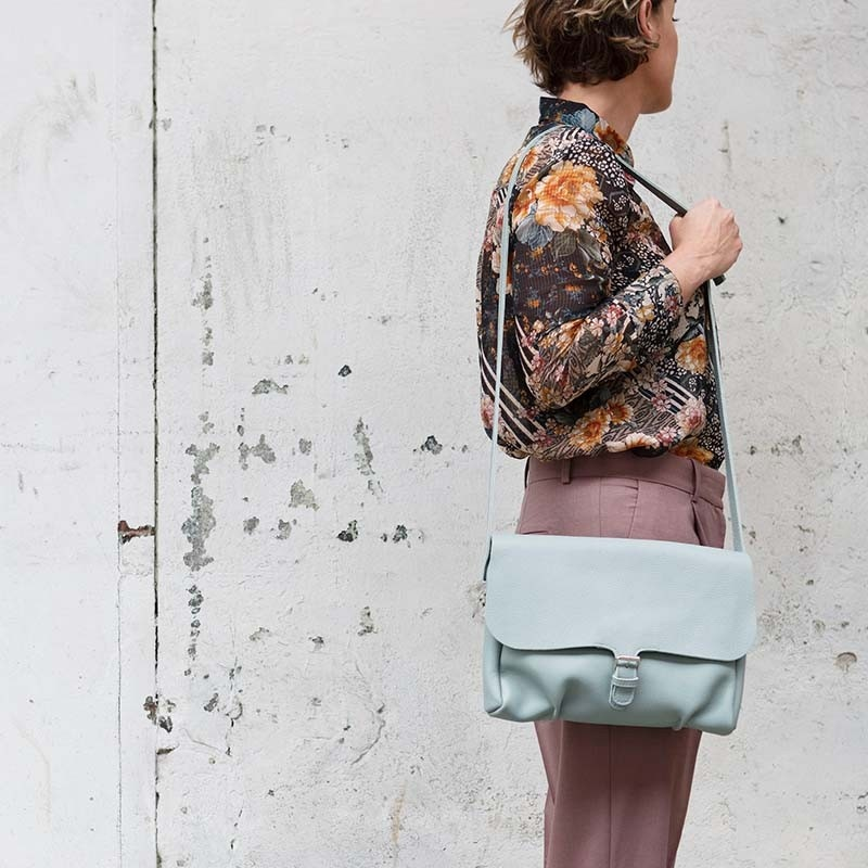 Flora & Fauna Dusty Green Tasche