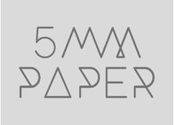 5mm Papier