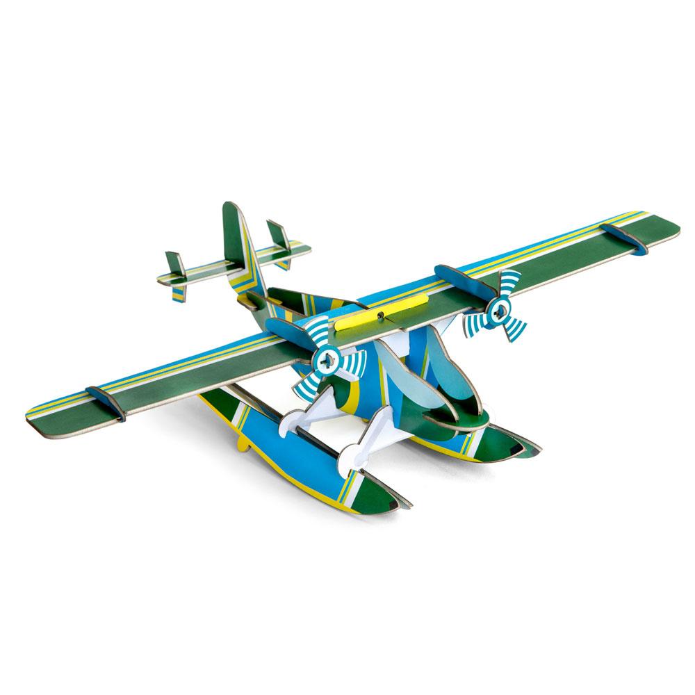 Cooles klassisches Wasserflugzeug