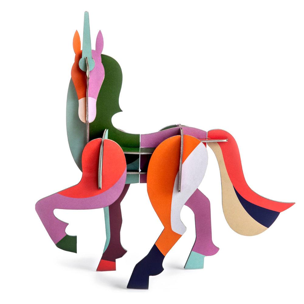 Totem big unicorn