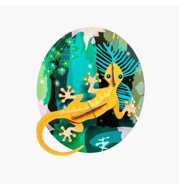 Studio ROOF Dschungel Gekko