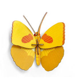 Studio ROOF Yellow butterfly