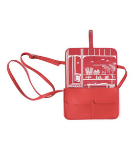 Keecie Bag Lunchbreak Coral
