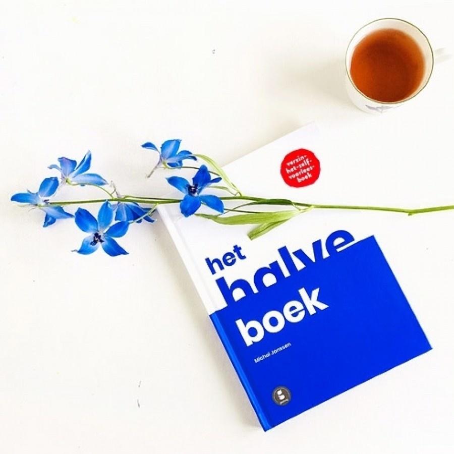 Half the book