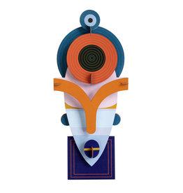 Studio ROOF Masker Lamu