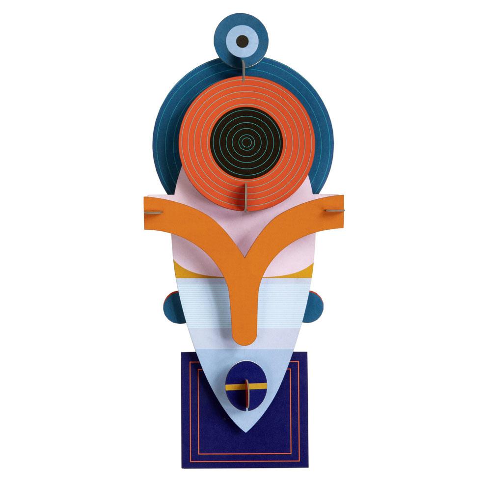 Mask Lamu