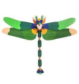 Studio ROOF Large Dragonfly Green