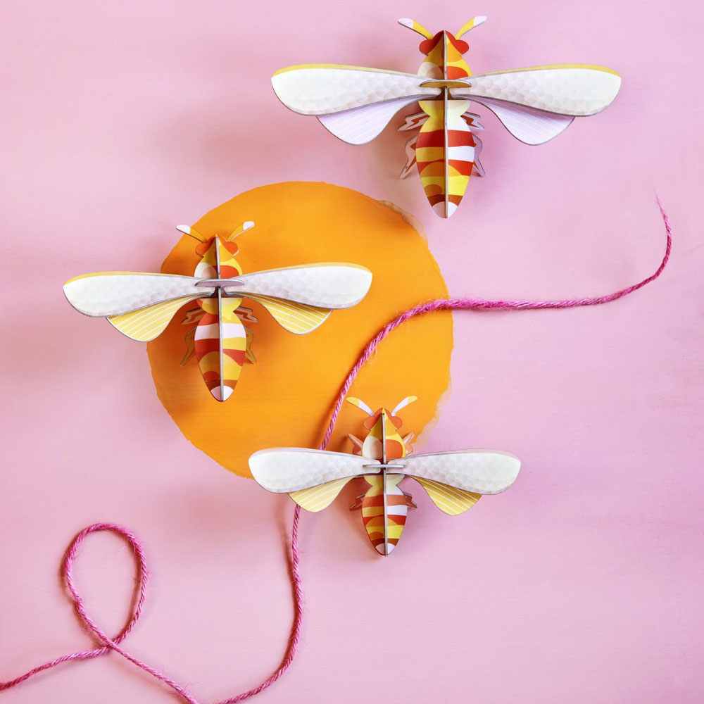 Honingbijen set/3