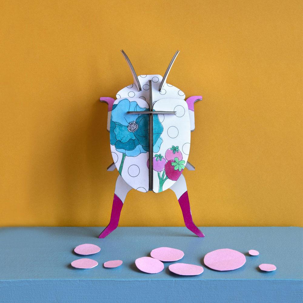 DIY Ladybug