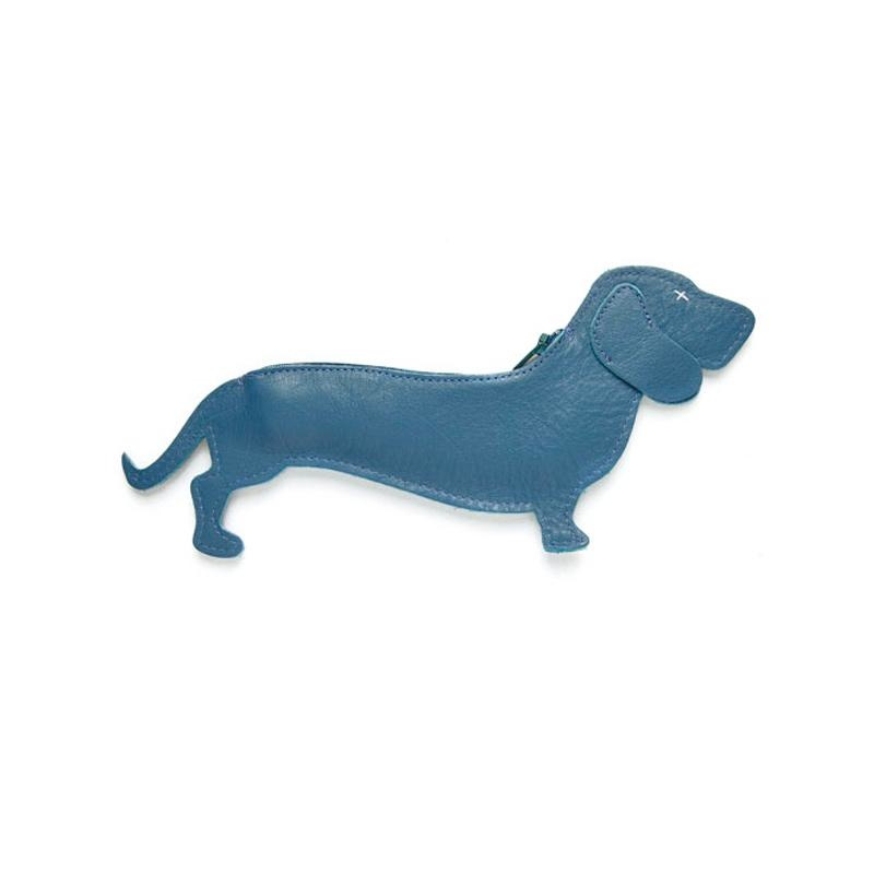 Pouch Good Dog Faded Blue