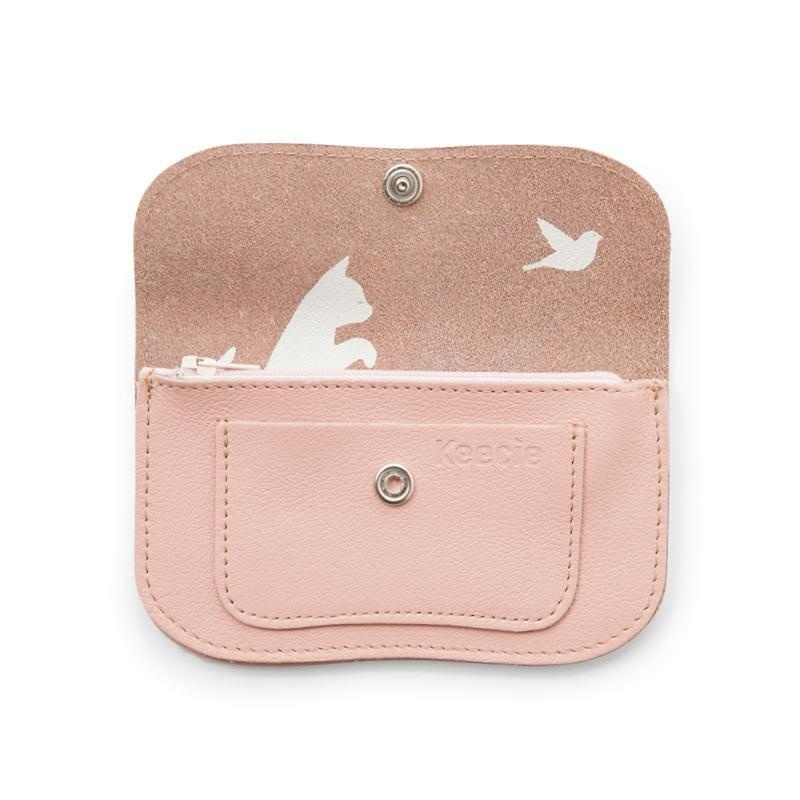 Geldbörse Cat Chase Small Soft Pink