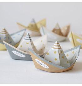 Jurianne Matter Segel wensbootjes