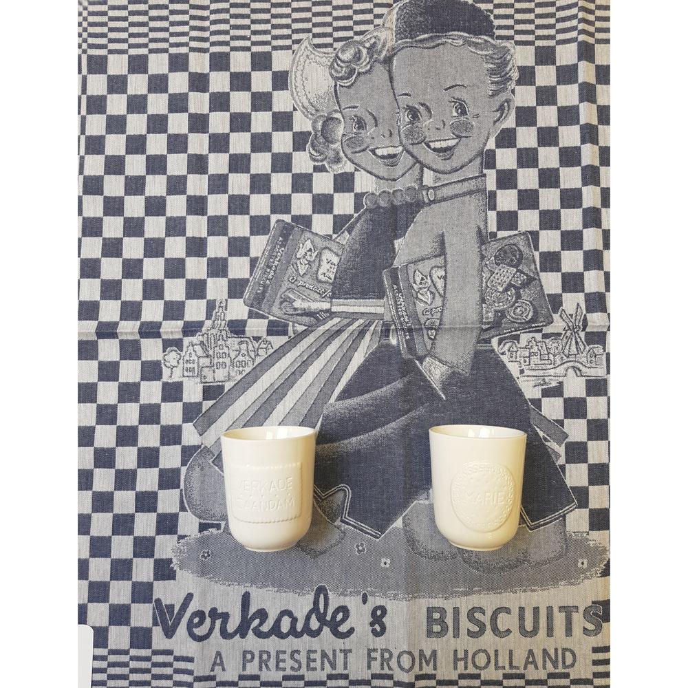 Biscuit Bekers set/2