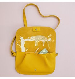 Keecie Bag Crossbody Lazy Boy Yellow