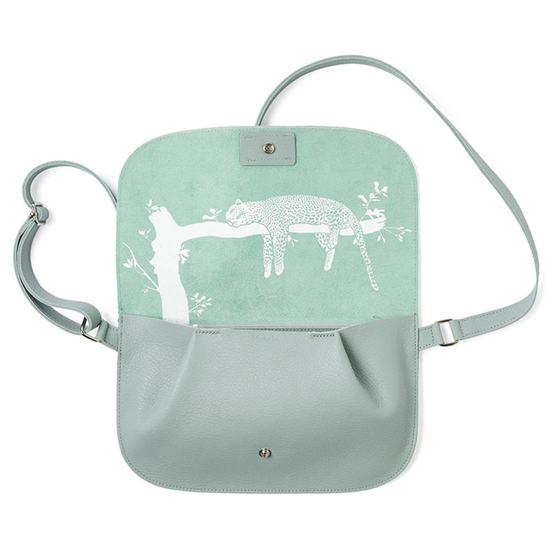 Bag Crossbody Lazy Boy Dusty Green