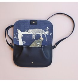 Keecie Bag Crossbody Lazy Boy Ink Blue