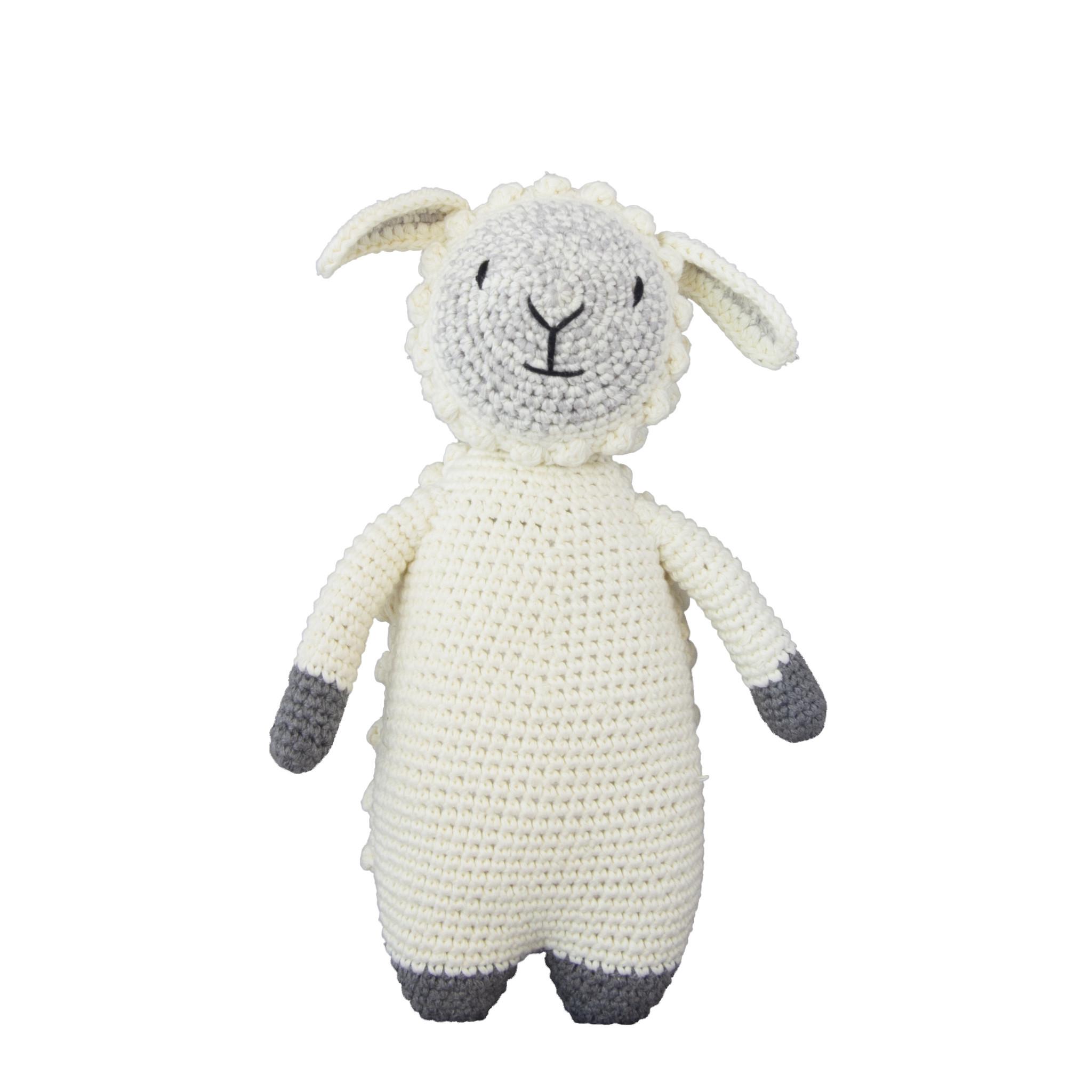 Crochet doll Woodland Sheep