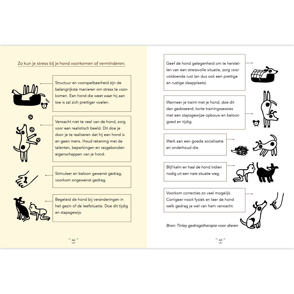 Dog Owner's Manual For Bosses (NL)